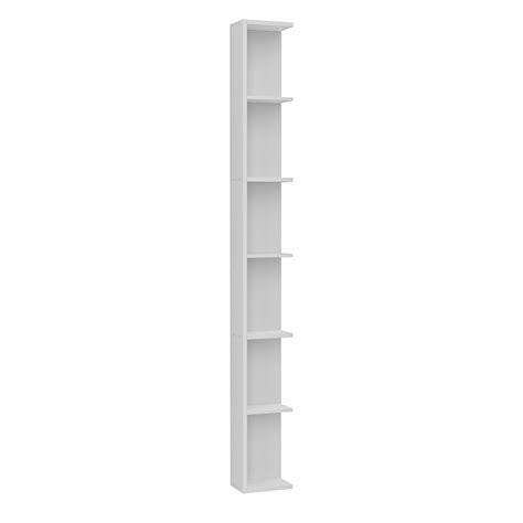 extension pour colonne de rangement l 20 x h 172 9 x p 14 cm blanc remix leroy merlin