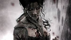 The Elder Scrolls V: Skyrim, Vampires, Blood Wallpapers HD ...
