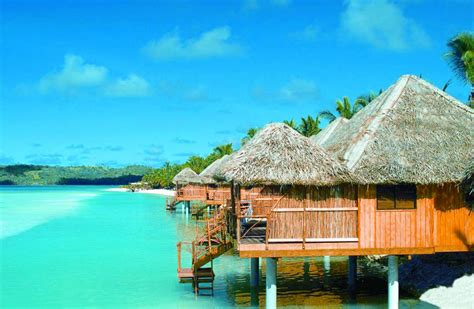 Cook Islands Overwater Bungalows