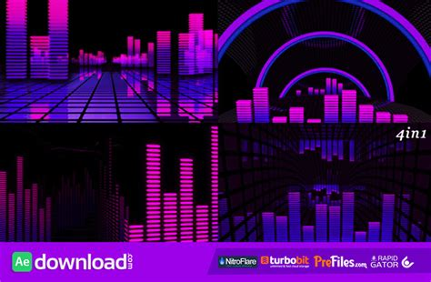 VJ EQUALIZER (VIDEOHIVE)  FREE DOWNLOAD  Free After