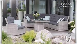 Gartenmöbel Modern Design : gartenm bel set comodo garten lounge ~ Markanthonyermac.com Haus und Dekorationen