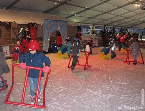 la patinoire lilloise de l hiver paperblog