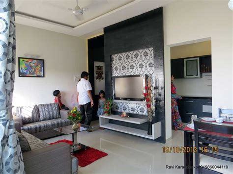 2 Bhk Home Decoration : Fabulous 2bhk Home Design In Inspirations Also Bhk Plan