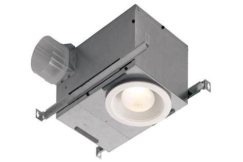 broan 744 recessed bulb fan and light 70 cfm 75 watt built in household ventilation fans