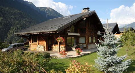 chamonix mont blanc chalet savoyard neuf gd terrasse sud jardin 5 pi 233 ces rh 244 ne alpes