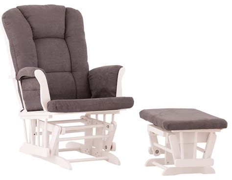 white nursery glider style rocking chairs other metro by simply baby furniture
