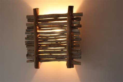 applique bois flott 233 100 r 233 cup luminaires par latitude42 02