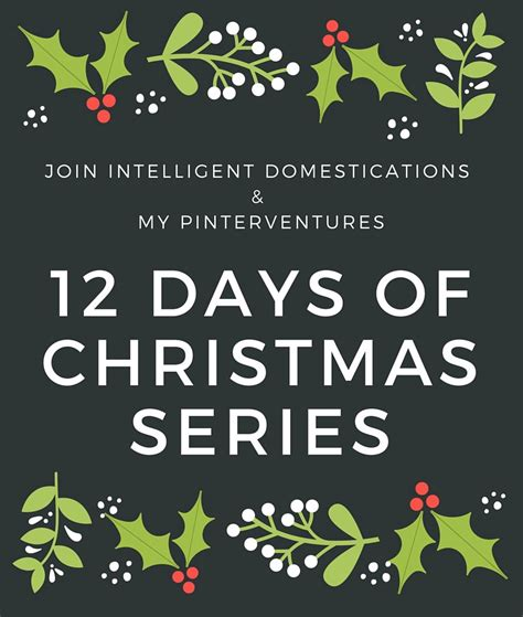 12 Days Of Christmas  Delicious Holiday Cookie Recipes