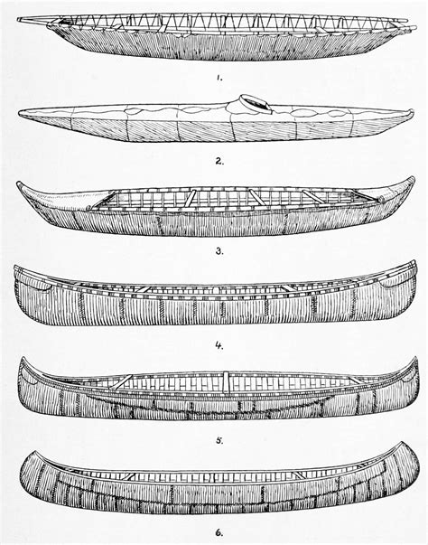 Types Of Native American Boats by Canoe Designs Of The First Nations Of The Pacific Northwest