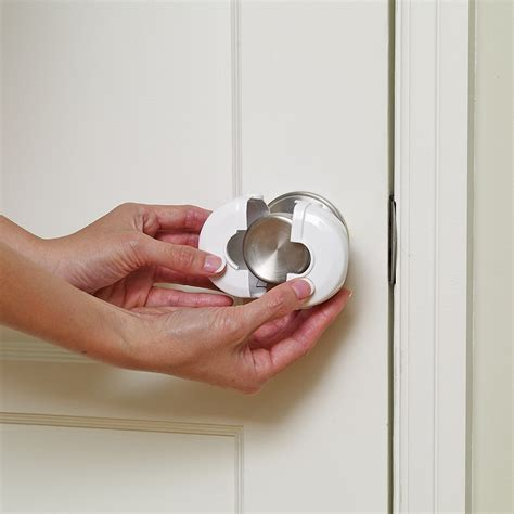 baby proof door handle munchkin door knob covers child proof door handle
