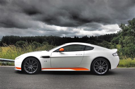 2016 Aston Martin V12 Vantage S One Week Review