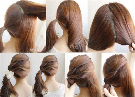 20 Cute Easy Hairstyles Collection 2017