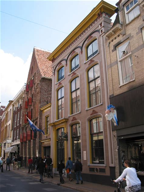 Noorderlijk Scheepvaartmuseum by Een Stadswandeling Door Groningen