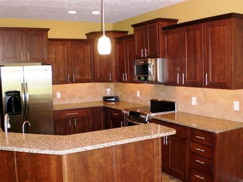 used kitchen paint colors with oak cabinets smith design kitchen paint colors for black cabinets