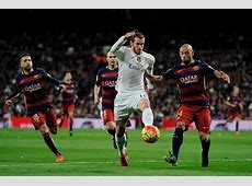 FC Barcelona vs Real Madrid, Liga BBVA 201516 Match