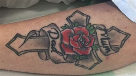 Do You Recognise This Tattoo? Cops Trying To Identify Woman Found On Side Of Road North Of
