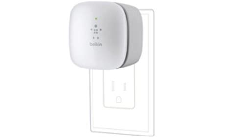 belkin n300 universal wi fi range extender wall mounted with easy set up f9k1015uk pacetech