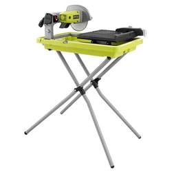 ryobi 7 in 1 3 4 hp overhead tile saw with stand ws731 a18ws07 the home depot