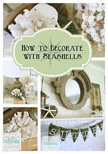 Inspired Design Monday: How to Decorate with Seashells ...