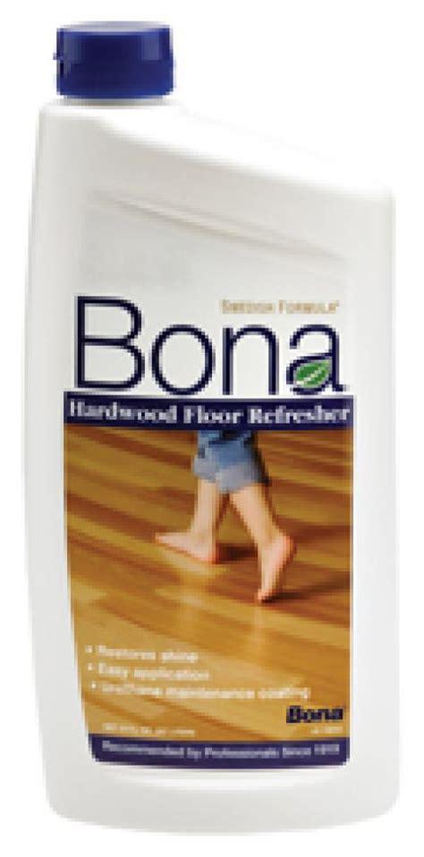 bona hardwood floor refresher