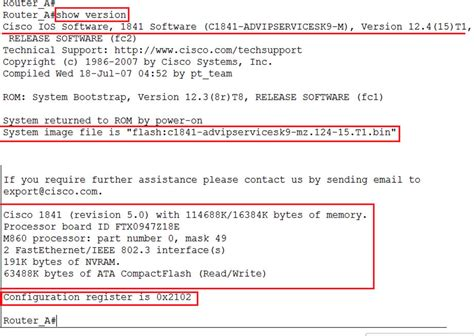 Schouw Versieren by Cisco Router Ios Commands And Basic Router Configurations