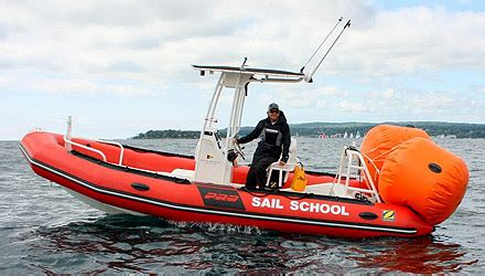 Inflatable Boat In Shop by Irish Boat Shop Zodiac Inflatable Boats