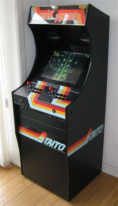 project mame build your own mame cabinet taitorama step 4 5