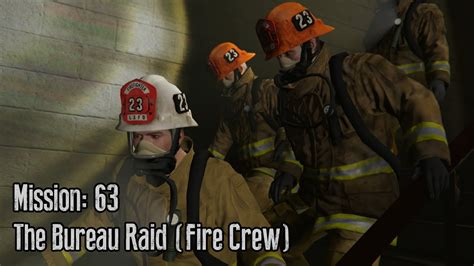 gta 5 mission 63 the bureau raid crew