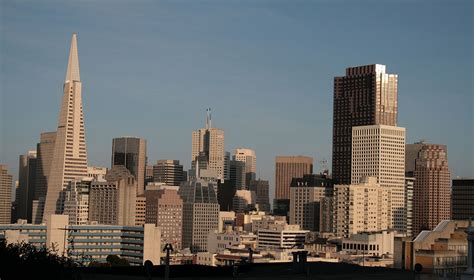 Tall Buildings : List Of Tallest Buildings In San Francisco