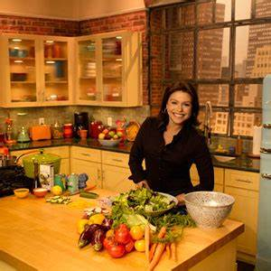 Rachael Ray's New Kitchen Set on Her TV Talk Show