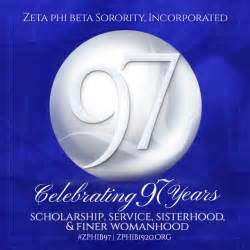 Happy Founders' Day - Celebrating 97 Years - Zeta Phi Beta ...