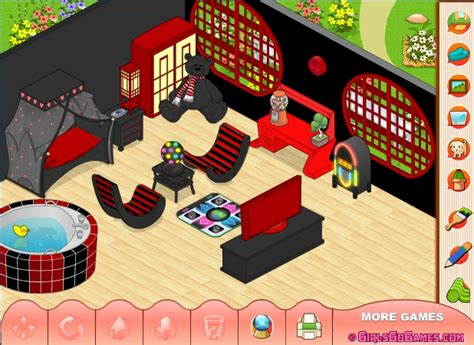 Decorate My New House Games. Decorate Bedroom Games Luxury