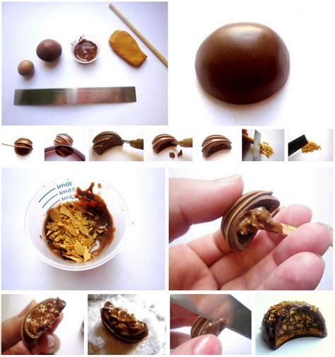 tuto bijoux gourmands chocolat fourr 233 bijoux sucr 233 s bijoux fantaisie bijoux gourmands