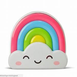 Nachtlicht Für Baby : mini regenbogen led sensor nachtlicht fernbedienung f r baby kinder schlafzimmer ebay ~ Markanthonyermac.com Haus und Dekorationen