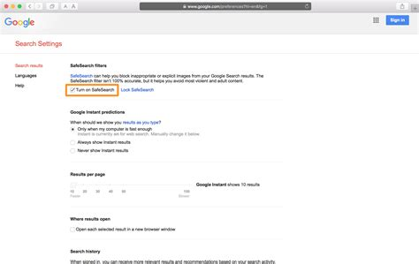 Schouw Filter by How To Use Google Safesearch To Filter Explicit Web Search