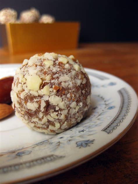easy recipe for healthy almond date treats paleo paleo recipes dessert recipes and more