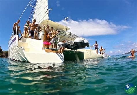 Catamaran San Jose Costa Rica by Costa Rica Pacific Coast National Parks World Class