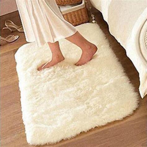 tapis peau de mouton pas cher de conception de maison