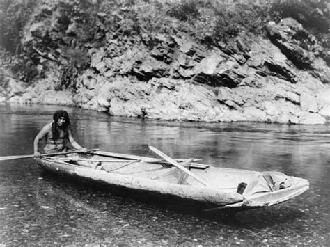 Types Of Native American Boats by Canoe Types Uses Britannica