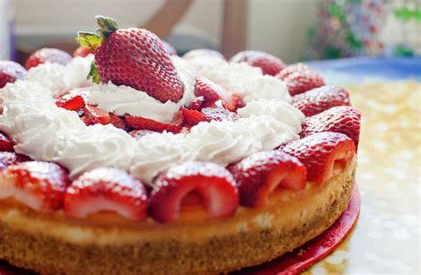 strawberry cheese cake strawberry cheesecake drop desserts