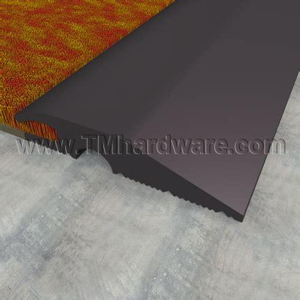 pemko vinyl threshold carpet to concrete www tmhardware