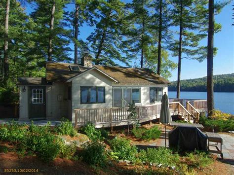 Maine Waterfront Property In Sebago Lake, Standish, Bridgton