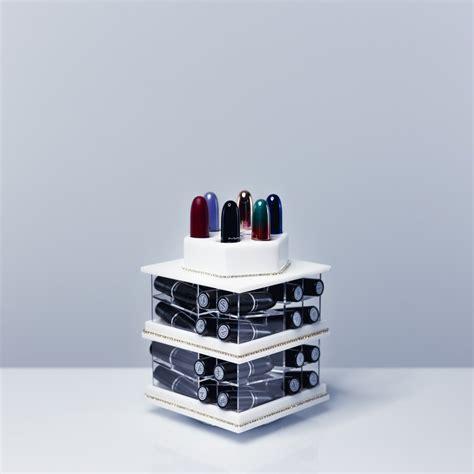 rangement pour 224 levres en acrylique