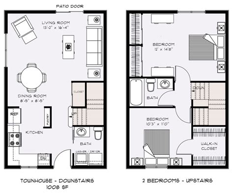 simple storey townhouse designs ideas practical living buying from and understanding floor