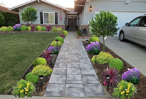 Inexpensive Landscaping Ideas To Beautify Your Front