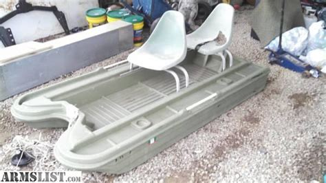 Bass Hunter Boat For Sale In Ohio by Armslist For Sale Trade 8 Foot Bass Hunter Boat