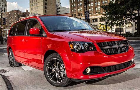 2018 Dodge Grand Caravan Specifications And Design N1