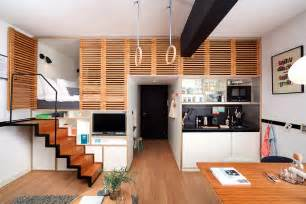 spacious micro apartment for the global nomad zoku loft in amsterdam freshome