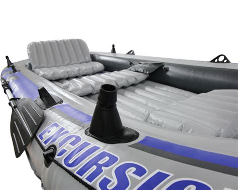 Inflatable Boats In Pakistan by Intex Excursion 5 Inflatable Boat Set In Pakistan