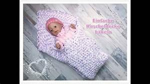 Kuscheldecke Für Baby : einfache babydecke h keln kuscheldecke h keln w lkchen super f r anf nger youtube ~ Markanthonyermac.com Haus und Dekorationen